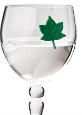 Marca tus vasos con estas hojas, viene 6 unidades.