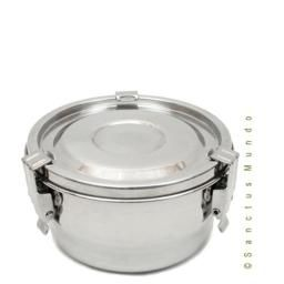 Stainless Steel Airtight Food Container 12cm : P'LOVERS