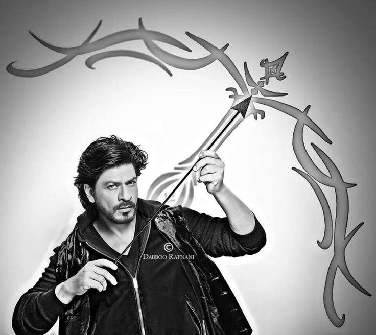 SRK by Daboo Ratnani