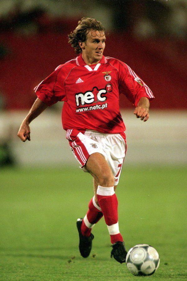 Em 1997, chegava ao SL Benfica, Karel Poborský, proveniente do @ManUtd.