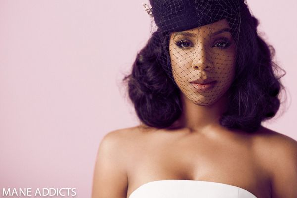 GORGEOUS ALERT: Kelly Rowland Transforms Into Sade, Diana Ross, Bianca Jagger & More!