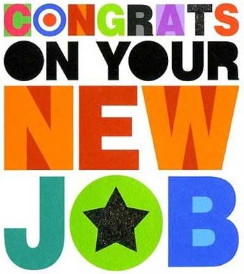 Are you FERRARI ? Join FerrariFamilyGlobal -   #Ferrari #Family #FFsuccess - new-job-congratulations-card