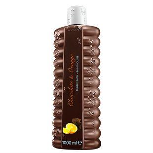Habfürdő csokoládé- és narancsillattal (1000 ml)