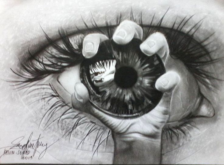Amazing Drawing By Kevinserad
