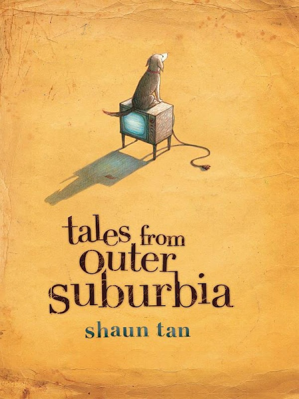 Tales from outer Suburbia, Shaun Tan
