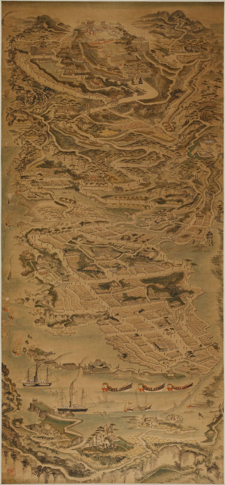 Map Of Poitiers%0A Shuri  u     historical capital of the Ryukyu Kingdom for over     years  Japan   City MapsPerspectiveGlobes