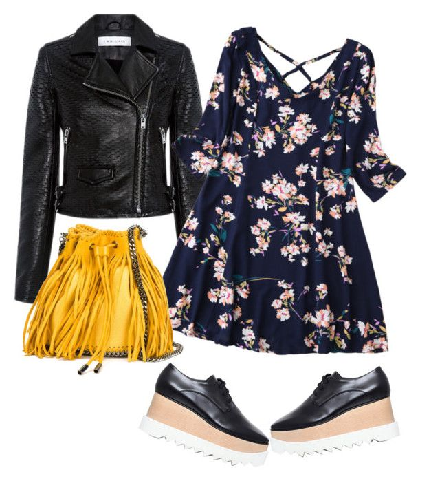 """spring"" by nori-nagy on Polyvore featuring IRO and STELLA McCARTNEY"