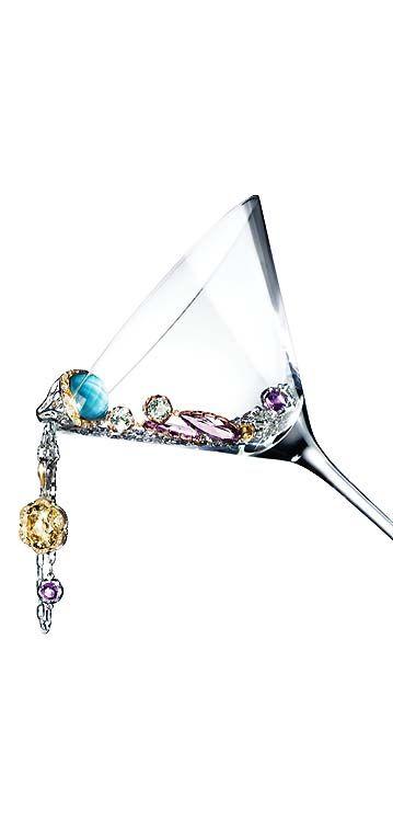 Brillance Tacori Designer Diamond