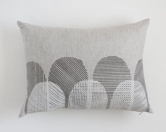Rectangle Pillow Cover - Scallop on Etsy, Sold