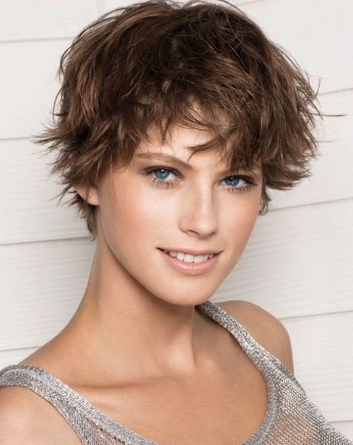 Short Messy Hairstyles Magnificent 11 Best Easy Short Messy Hairstyles Images On Pinterest  Hair Cut