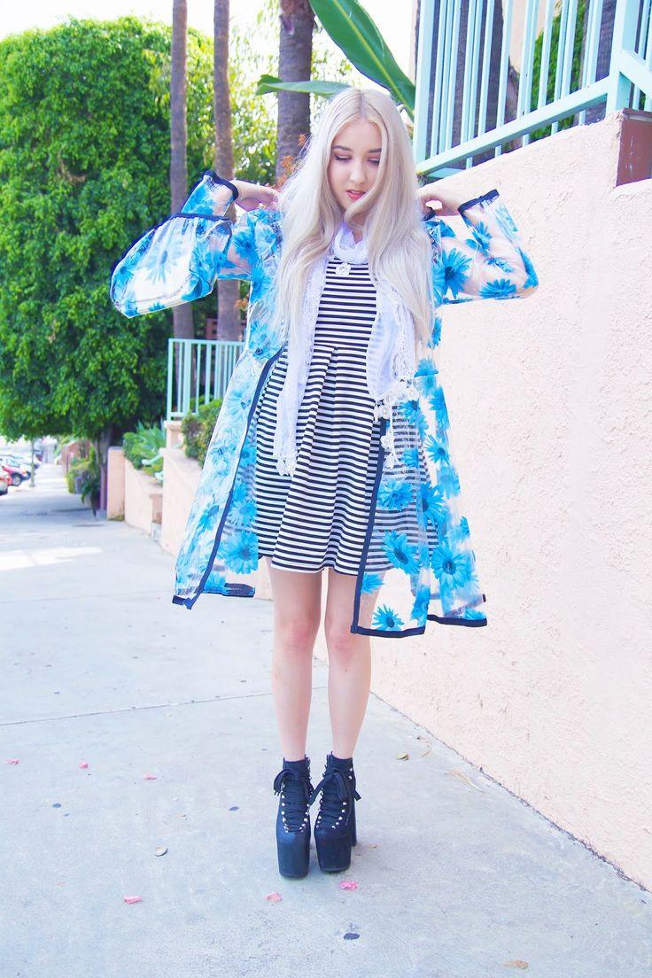 Clear Plastic Vinyl Patio Curtains Walls: 211 Best Print Clear Vinyl Raincoat Images On Pinterest