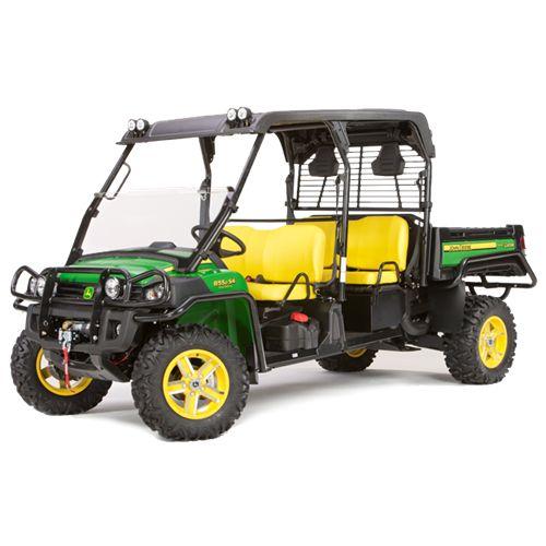 John Deere XUV 855D S4 Gator Utility Vehicle -- Check it out at: http://www.muttonpower.com/store/p-9703-john-deere-xuv-855d-s4-gator.aspx