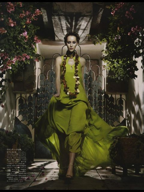 The Enchanting Promise | Alana Zimmer by Mark Segal for Vogue Japan, March 2013