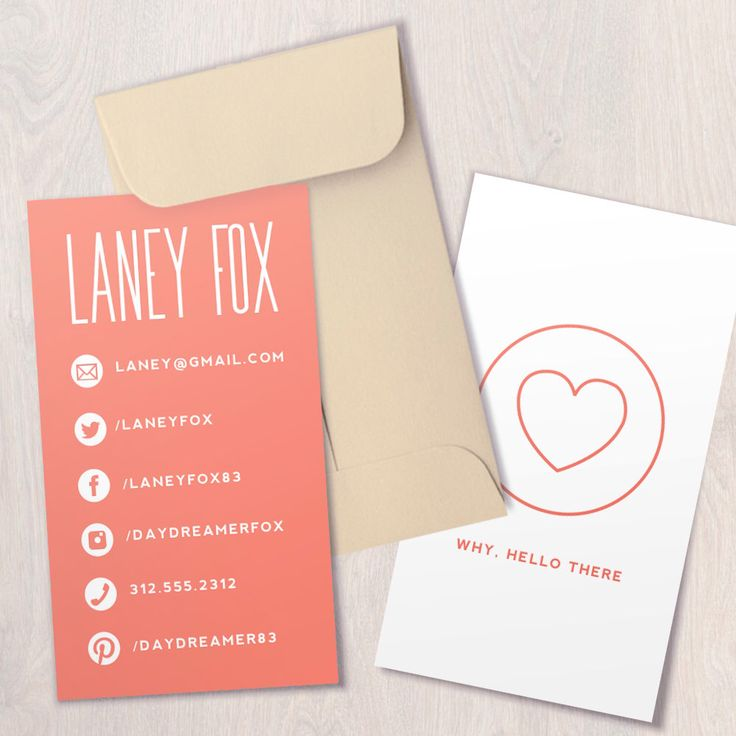 40 best Business Card Inspiration images on Pinterest | Graphics ...
