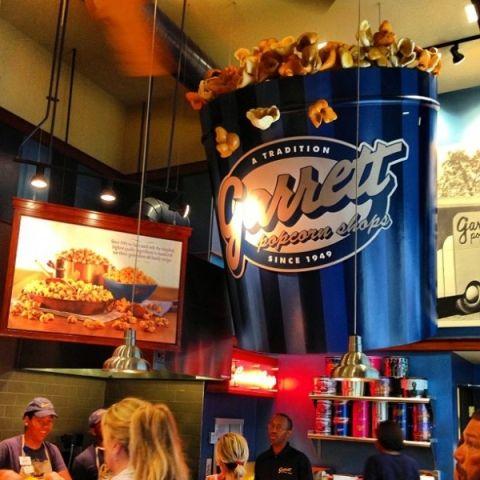 Garretts Popcorn Shop - Chicago