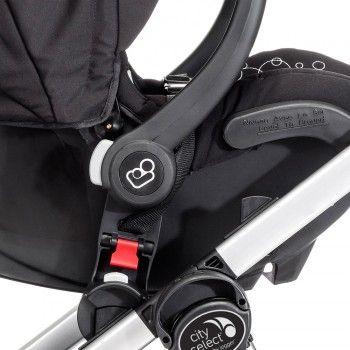 Car Seat Adapter Single - Multi Model (City Select®/City Versa®) #BJ90323