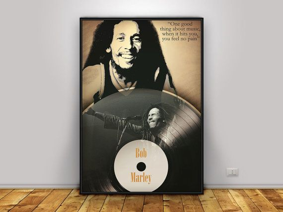 One good thing about music, when it hits you, you feel no pain - Bob Marley, Trenchtown Rock (1973) ----------------------------- This listing is