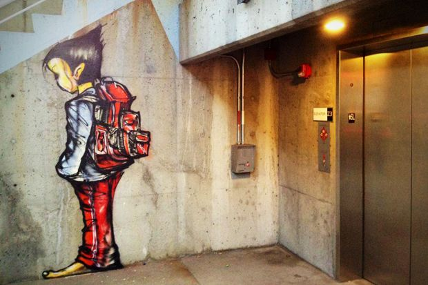 Great piece and amazing story - from the ever talented David Choe.