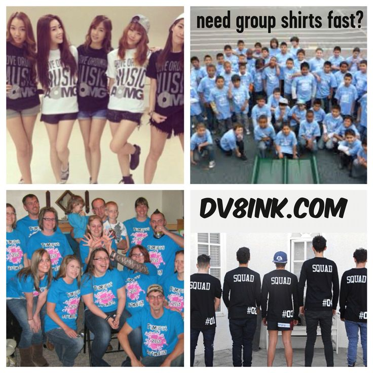 512 best graphic tshirts and tanks images on pinterest for Custom t shirts no minimum order