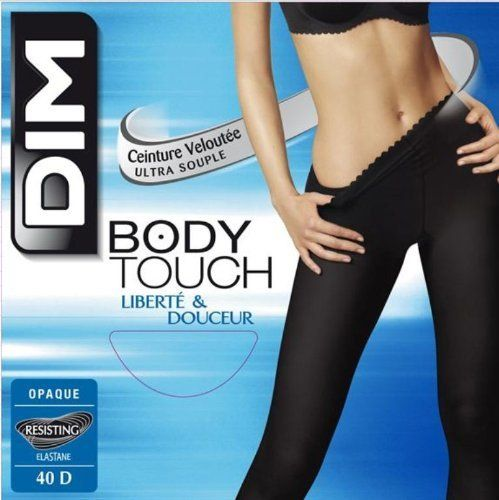 Dim Body Touch Opaque – Collants – 40 deniers – Femme – Chocolat – 1: Tweet