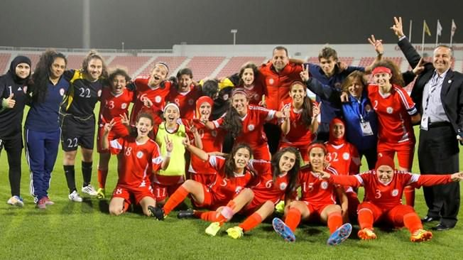 Big strides made in Lebanon since their first #WomensFootball team founded just 18 years ago http://fifa.to/1PrgIAr