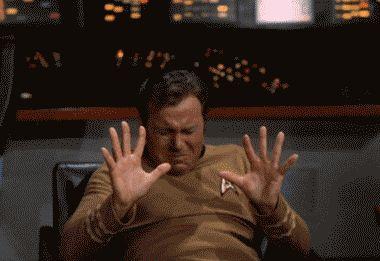 Bill dai non esagerare... hanno solo cambiato attore per interpretare il capitano Kirk