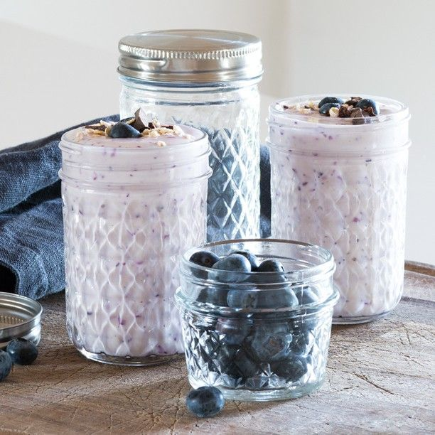 Elegant jars for delicious treats. Price from DKK 1148 / SEK 1573 / NOK 1660…