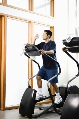 Elliptical Machine Workout to Reduce Belly Fat