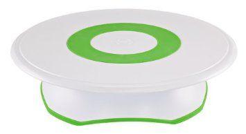 Amazon.com: Wilton Trim-N-Turn Ultra Rotating Cake Stand: Kitchen & Dining