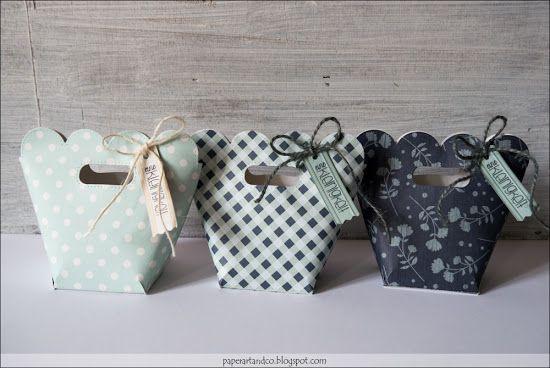 Geschenktaschen - Eine Kleinigkeit