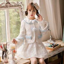 Candy rain 2016 inverno mulheres arco de cabelo curto mulheres jaqueta de lã coreano casaco espessamento casaco de lã mulher c16cd6208(China (Mainland))