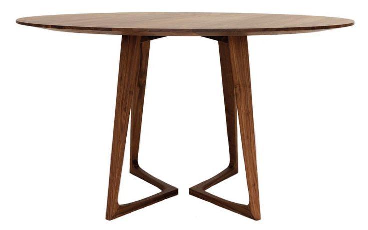 houten tafel naturel rond - Google zoeken