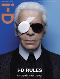 Karl Lagerfeld   Cover Magazine #mafash #bocconi #sdabocconi #mooc #m1