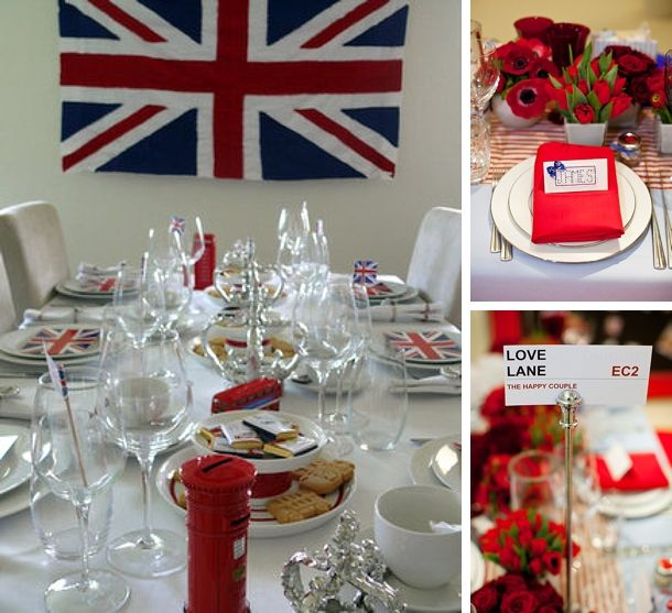 Hen Party Theme London Calling Party Ideas Party Hens Party