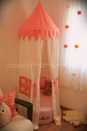 Tenda pra quarto de crianca, DIY