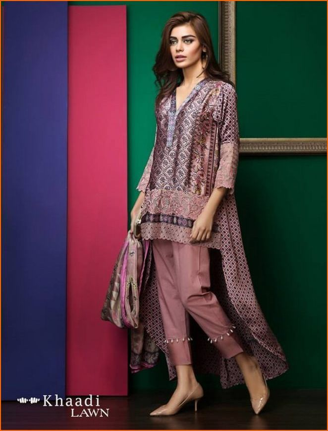 62 best khaadi designer wear replica images on pinterest for Formally designed lawn