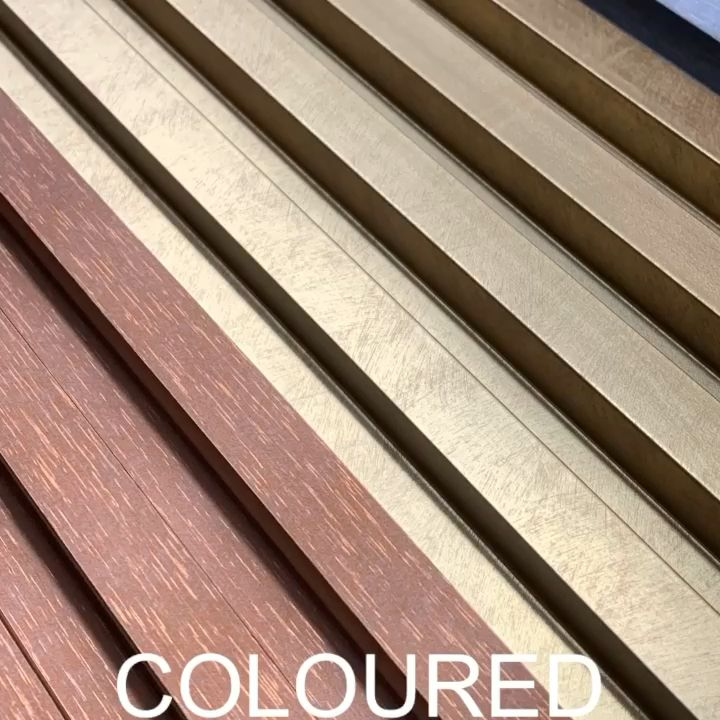Uplighitng To Accent Wood Slat Wall: Watch This: Beside Using A Wood Slat Wall Panel For Limit