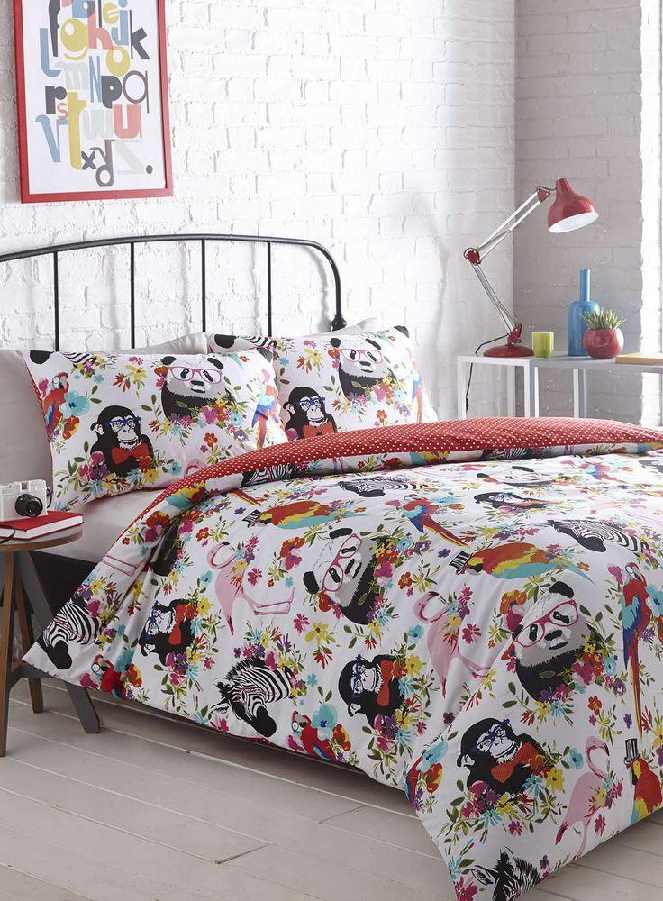 76 best bedding images on pinterest bedding sets bedding and linens brights jungle scene bedding gumiabroncs Images