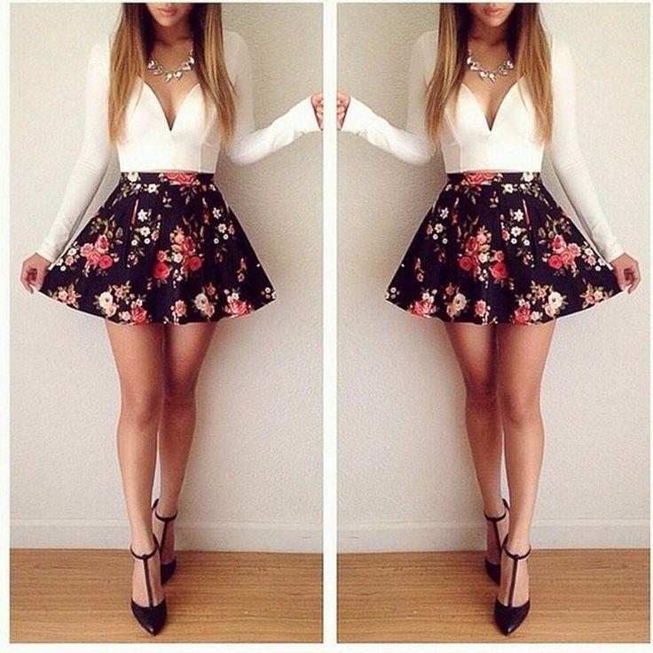 vestido-mini-corto-flores-floreado-moda-japonesa-asiatica-226401-MLM20328770253_062015-F.jpg (1200×1200)