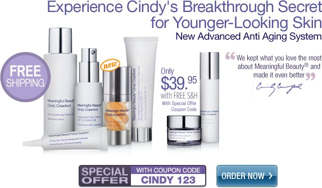 Cindy crawford beauty products-2495