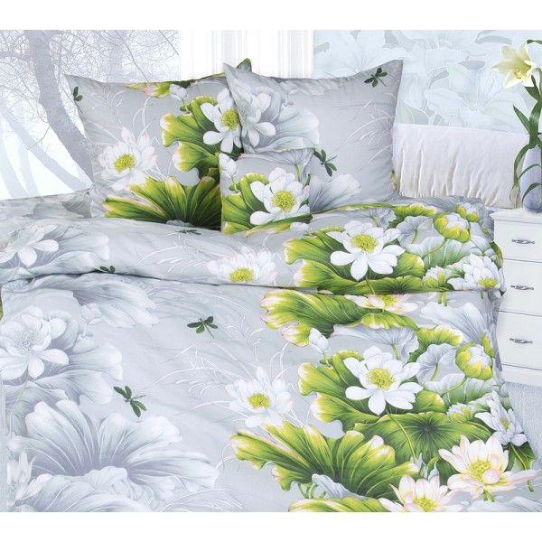 1,5-спальные комплекты Безмятежность (серый)