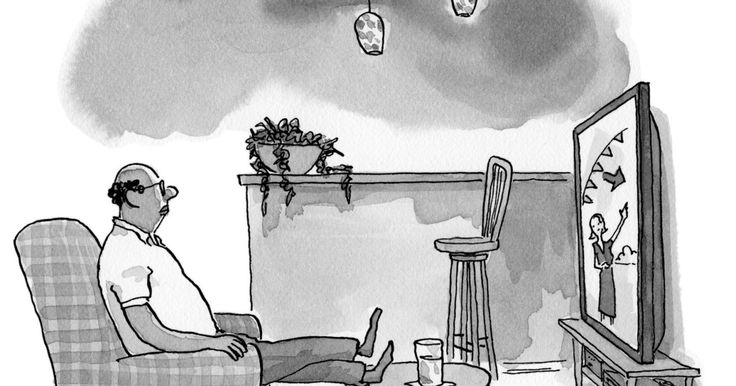 Daily Cartoon: Tuesday, April 11th - The New Yorker