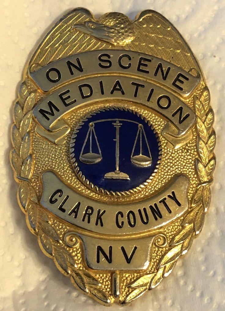 On Scene Mediation, Clark County Nevada in 2020 Clark