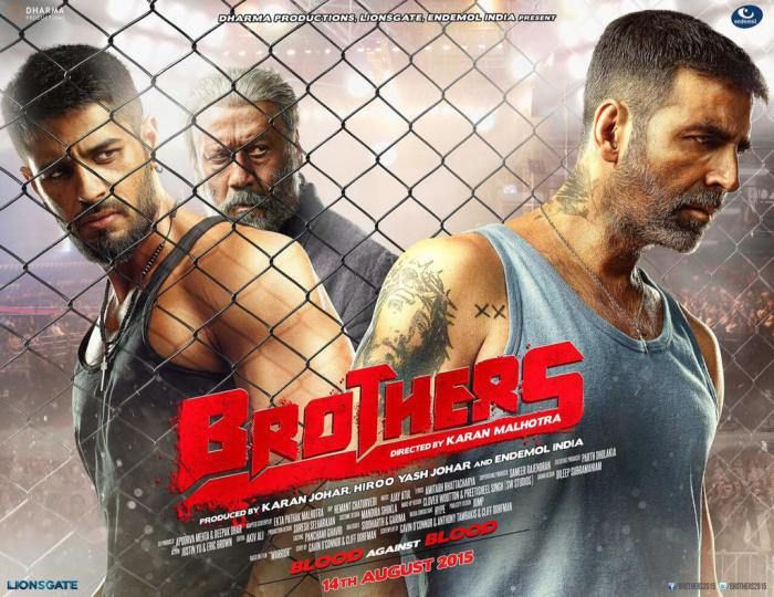 Brothers (2015) Full Movie DVDRip Torrent Download: 701 MB  Cinelahar