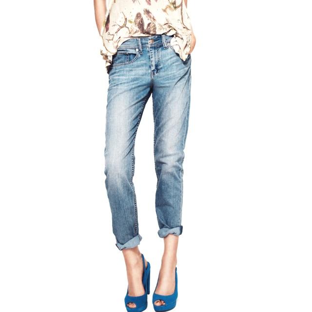 boyfriend jeans from h
