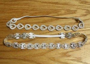 DIY Rhinestone Headband  0a78b448cc2