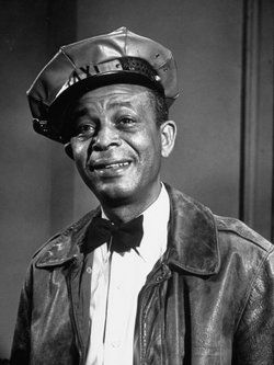 Alvin Childress (September 15, 1907 – April 19, 1986) was an African-American actor who is best known for playing the cabdriver Amos Jones in the 1950s television comedy series Amos 'n Andy. Earlier he had appeared as Noah in the Broadway show Anna Lucasta, but found few acting roles after being typecast as Amos. Holding a bachelor's degree in sociology from Rust College, he worked as  an unemployment interviewer for the Los Angeles Department of Personnel.