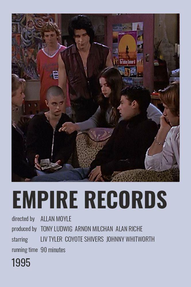 empire records polaroid poster empire