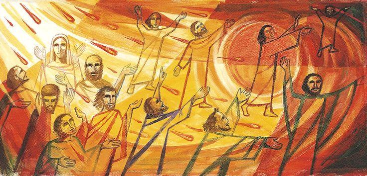 A Pentecost Liturgy by John Birch | Godspace