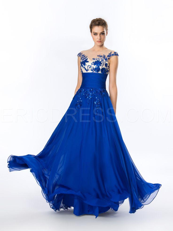 un hermoso vestido